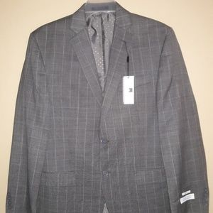 Collections By Micheal Strahan Sz 40R Suit Jacket
